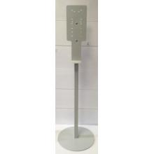 Мобильная стойка для дезинфекции рук, серая