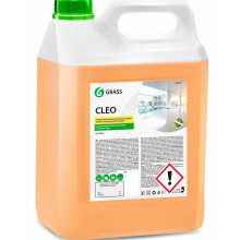 """Щелочное моющее средство """"CLEO"""" , 5,2 кг."""