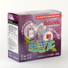 """Стиральный порошок """"BELIVE Японский Стиль"""" 1,2 кг."""