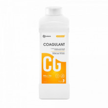 Для коагуляции (осветления) воды CRYSPOOL Coagulant, 1 л.