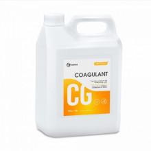 Для коагуляции (осветления) воды CRYSPOOL Coagulant, 35 кг.