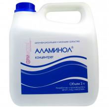 Дезинфицирующее средство Аламинол, 3 л.