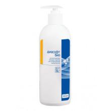 Антисептическое мыло Диасофт Био, 500  мл.