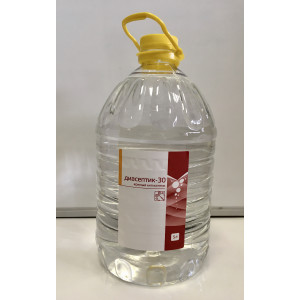 Кожный антисептик Диасептик 30, 5 литров.