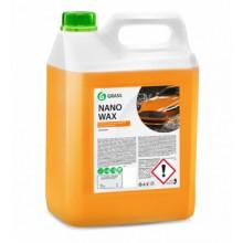 """Нановоск с защитным эффектом """"Nano Wax"""", канистра 5 кг."""