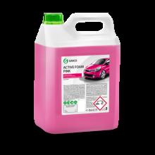 "Активная пена ""Active Foam Pink"" розовая пена, 6 кг."