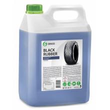 Чернитель для шин «Black Rubber», 5,7 кг.