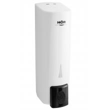 Дозатор для жидкого мыла, наливной 350 мл. HÖR-805W