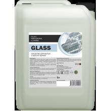 Для мытья стекол и зеркал GLASS, 5 л.