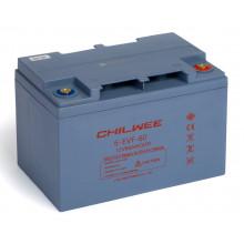Гелевый  аккумулятор Chilwee 6-EVF-60, 12 Вольт 66 А/ч (С5)