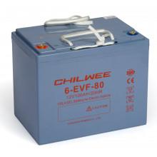 Гелевый аккумулятор Chilwee 6-EVF-80, 12 Вольт 90 А/ч (С5)