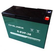 Гелевый аккумулятор Chilwee 6-EVF-38,12 Вольт 40 А/ч (С5)