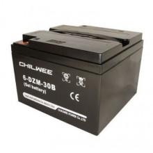 Гелевый аккумулятор Chilwee 6-DZM-30B,12 Вольт 34 А/ч (С5)