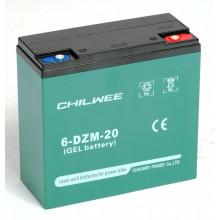 Гелевый аккумулятор Chilwee 6-DZM-20,12 Вольт 24 А/ч (С5)