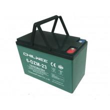 Гелевый аккумулятор Chilwee 6-DZM-23, 12 Вольт 25А/ч (С5)