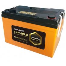 Графеновый аккумулятор  6-EVF-35 BG, 12 Вольт 37Ач (C5)