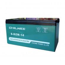 Гелевый аккумулятор Chilwee 8-DZM-14, 16 Вольт 16 А/ч (С5)
