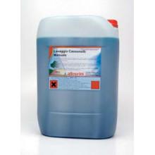 Дезинфекция мусорных контейнеров Lavaggio Cassonetti Manuale, канистра 20 кг.