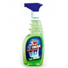 """Средство """"Чистые окна"""" для мытья стекол """"Золушка""""   500 мл"""