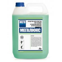"""Для очистки оргтехники и офисной мебели """"Мегалюкс"""", 5л."""