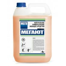 """Нейтральное моющее средство """"Мегают"""", 5 л."""