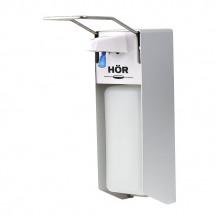 Локтевой дозатор для антисептика и мыла HÖR