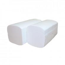 Листовые полотенца V слож. 2 сл./ 200 л., 34 грамм