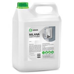 Крем–мыло Milana Grass жемчужное 5 л