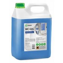 Средство для чистки сантехники Grass WC-gel 5,3 кг