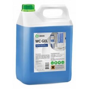 Средство для чистки сантехники Grass WC-gel 5 кг