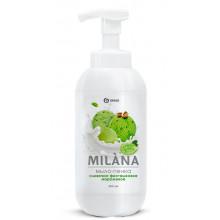 "Мыло-пенка ""Milana"" сливочно-фисташковое мороженое, 500 мл"
