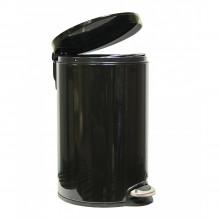 Ведро для мусора с педалью Lux, 12 литров
