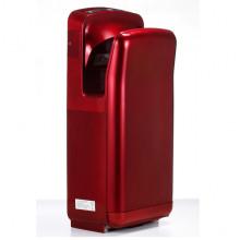 Сушилка для рук KSITEX M-6666R JET погружного типа, красная
