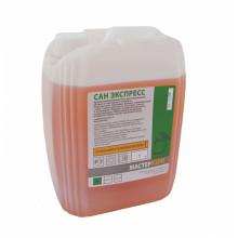 Гель для уборки в санузлах Сан - ЭКСПРЕСС, 5 кг
