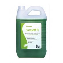 Дезинфицирующее жидкое мыло Sarasoft R, 5 л.