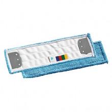 Моп для влажной уборки TTS Microblue с держателями