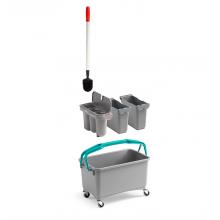 Комплект TTS для уборки туалетных комнат